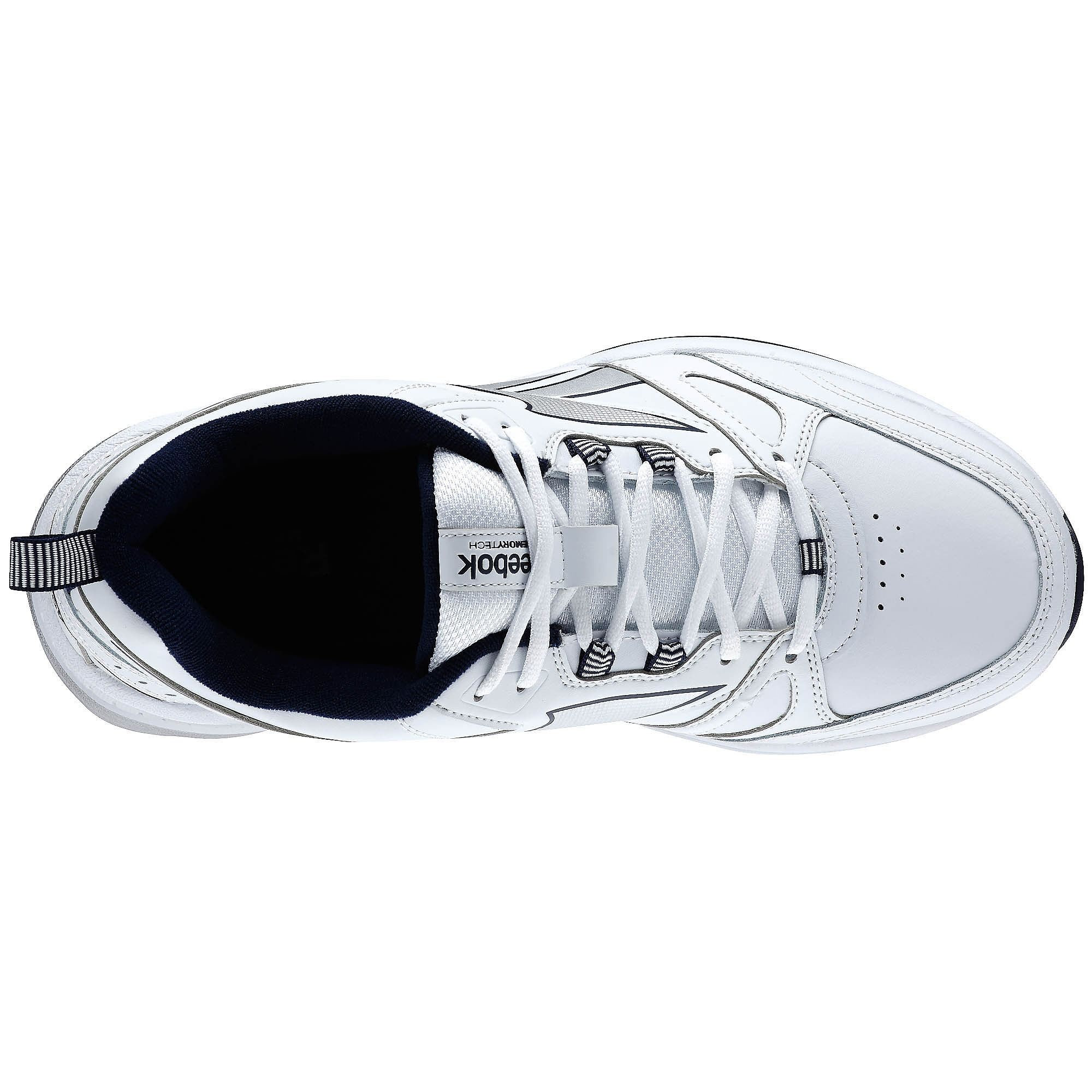 These Reebok® men s Royal Trainer MT walking shoes deliver sporty style for  the street and support throughout your workouts. DMX Ride midsole foam  provides ... cf842d73c